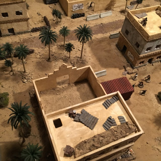 Desert Town Buildings
