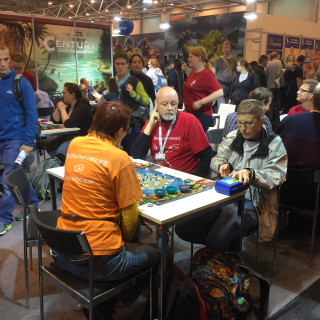 Everybody Gets Their Gaming On At Spiel '18