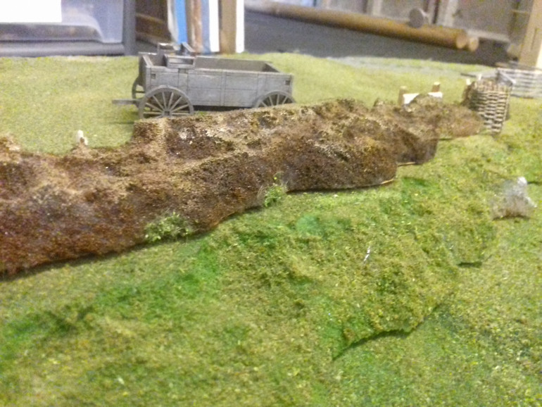 Finished Redoubt