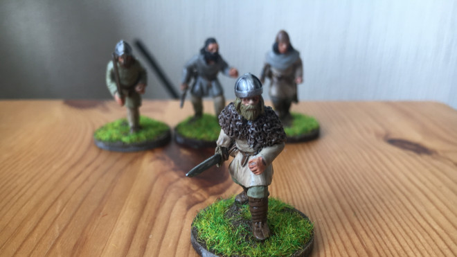 My first project – Vikings