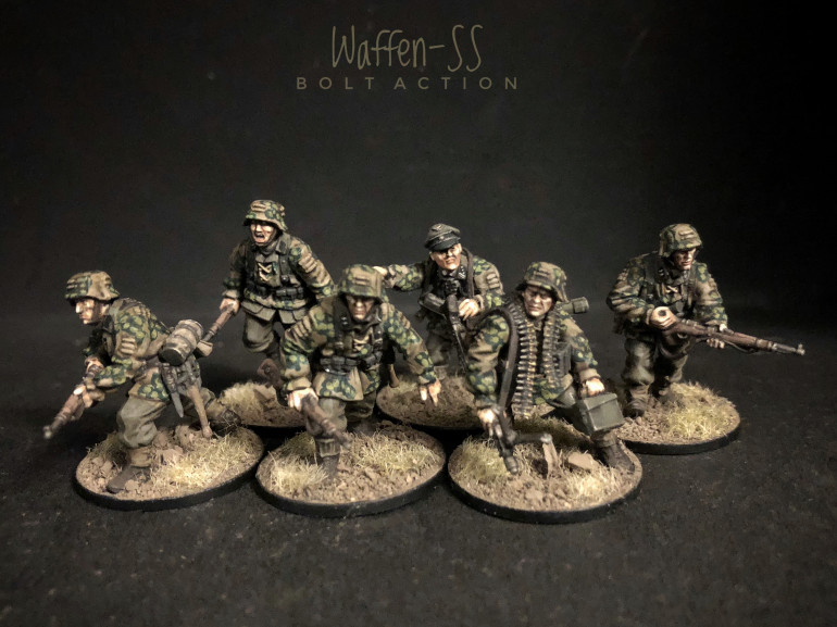 More Waffen-SS