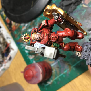 Further progress on the Smash Captain..