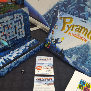 Brain Games Show Off Pyramid Of Pengqueen!