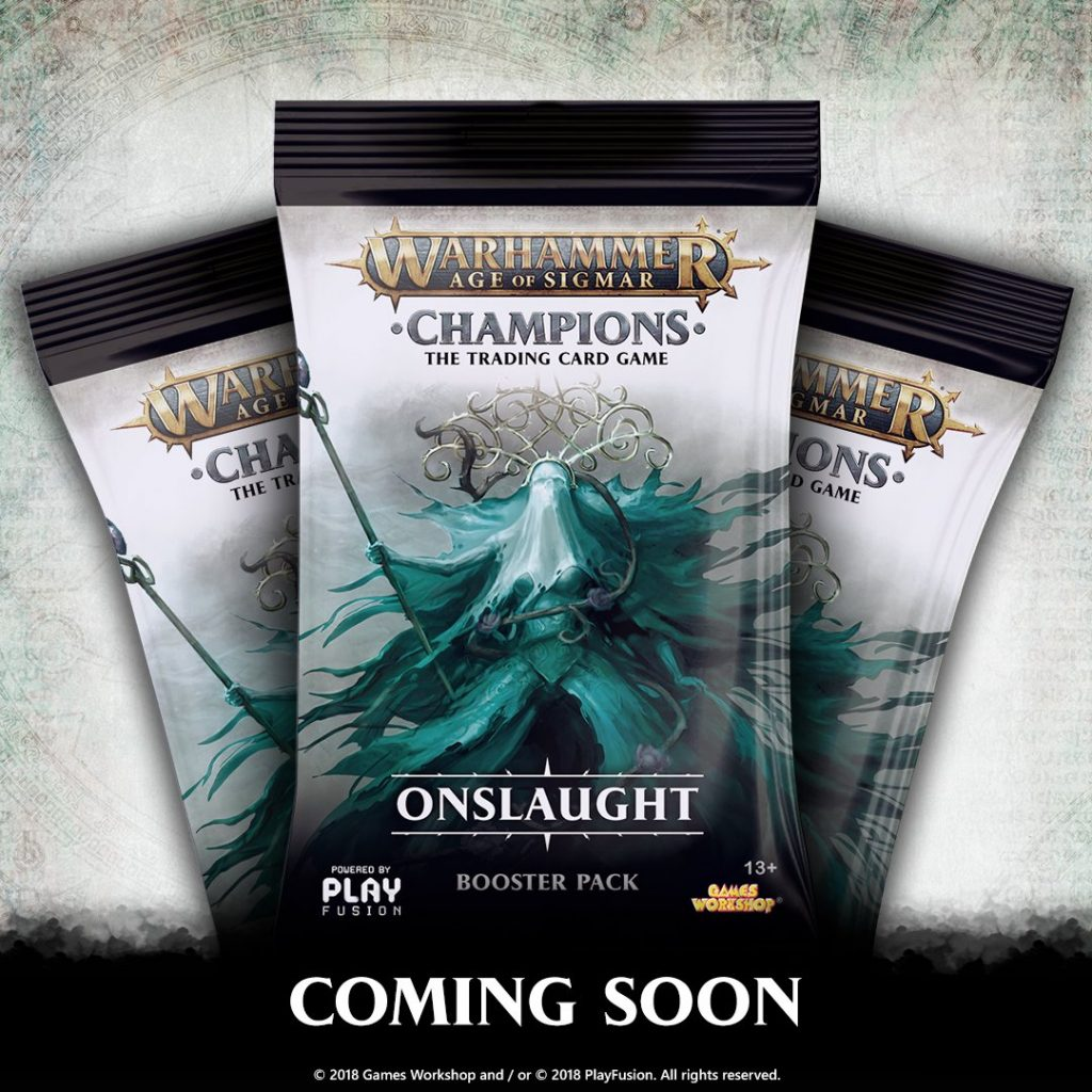 Age Of Sigmar Champions Onslaught - PlayFusion