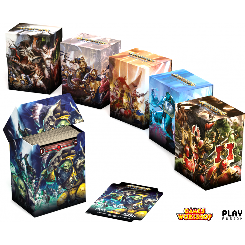 Age Of Sigmar Deck Cases - Ultimate Guard