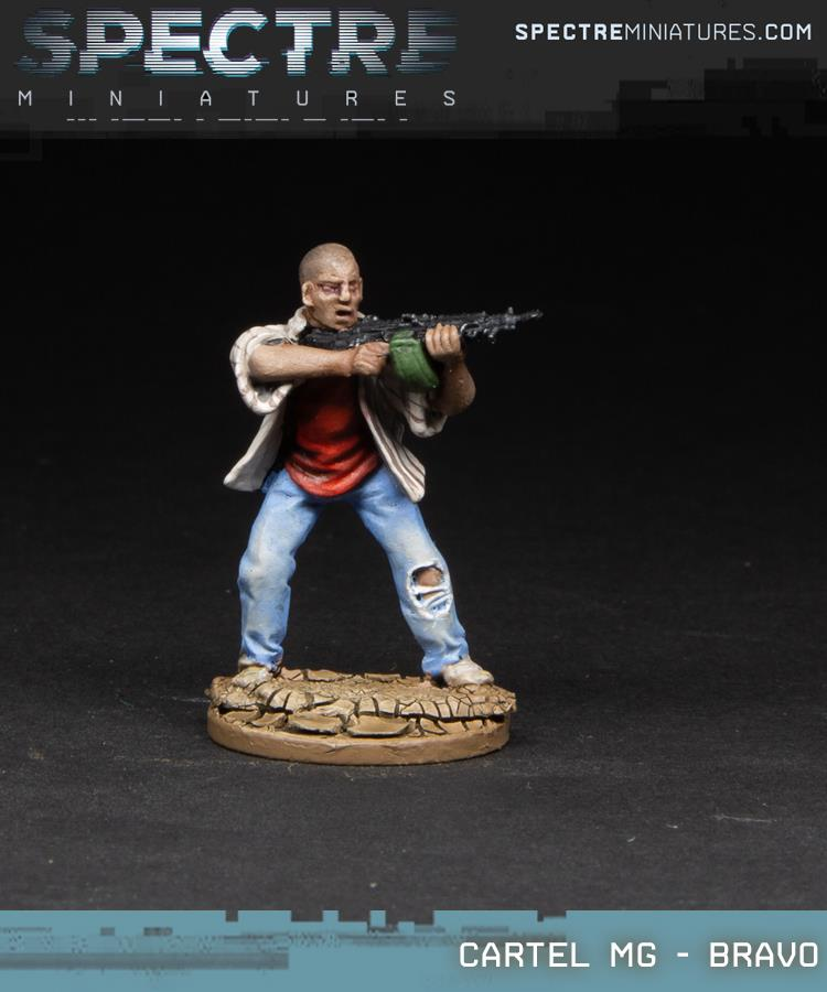Cartel MG - Spectre Miniatures