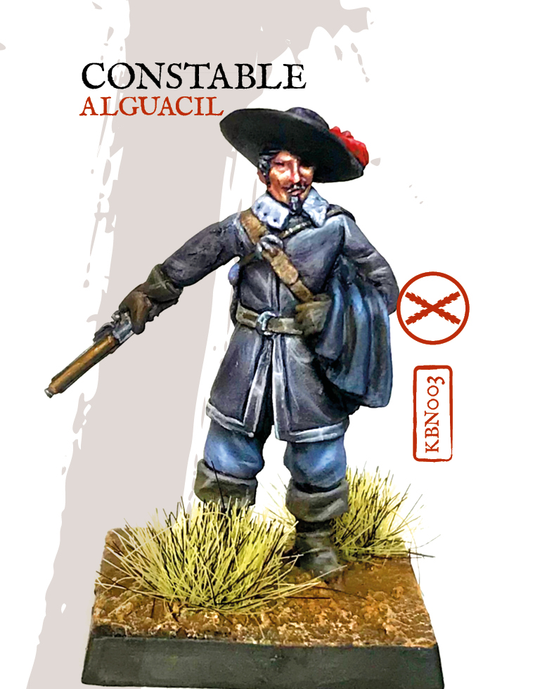 Constable - Zenit Miniatures