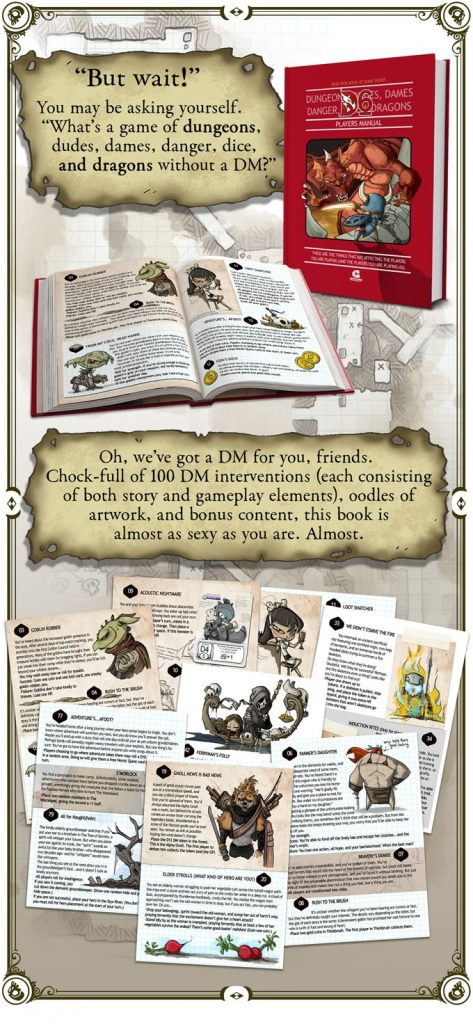 D6 Dungeon Master - Certfiable Games