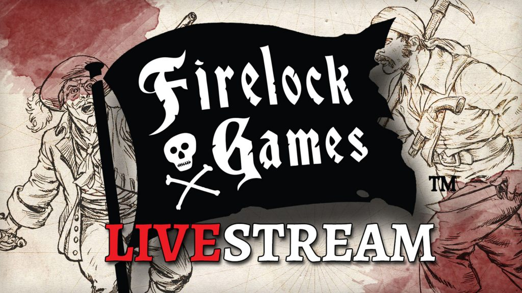 Live Q&A with Firelock Games Wednesday 1:30PM BST