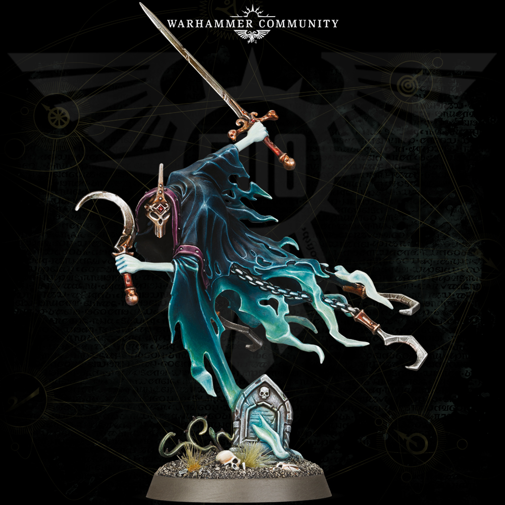 Garkorr Bladegheist Revenant - Games Workshop