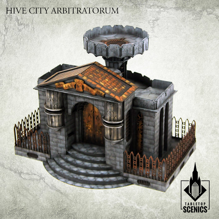 Hive City Arbitratorum - Kromlech