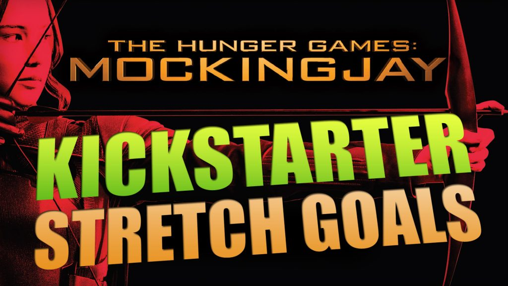 Hunger Games Kickstarter Expansions and Stretch Goals