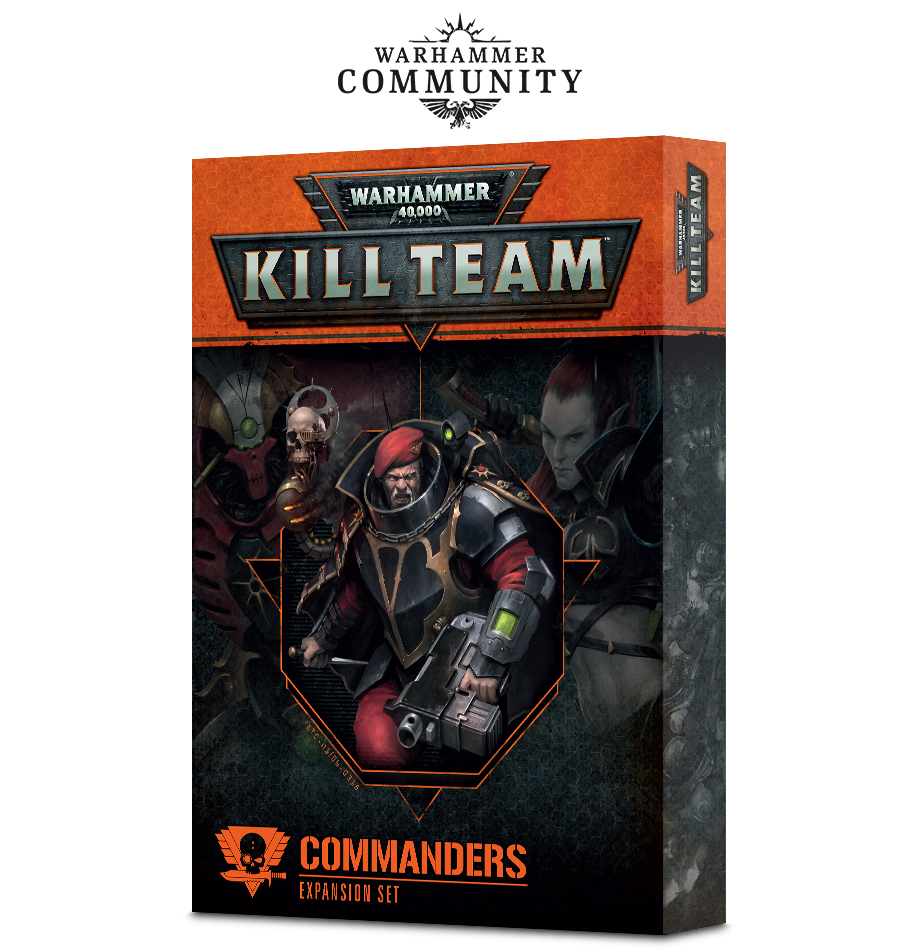 Kill Team Commanders - Games Workshop
