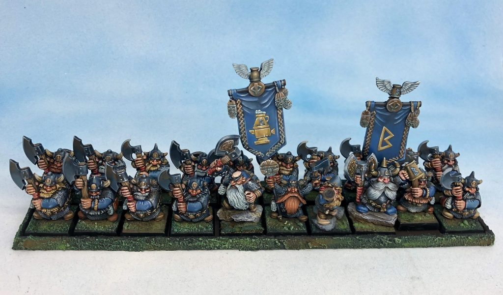King Thorgrim's Throng #2 - tanath