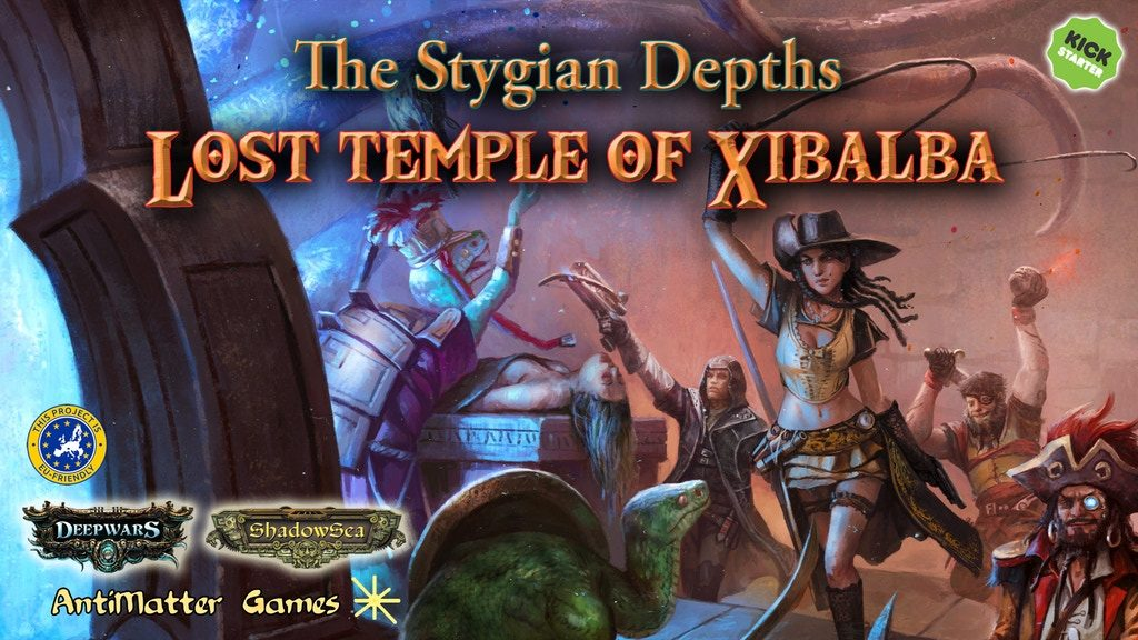 Lost Temple Of Xibala - Antimatter Games