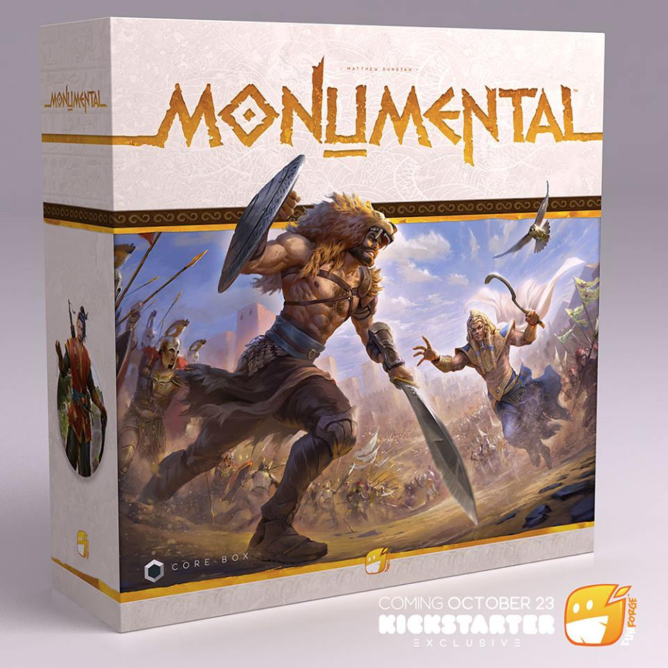 Monumental Cover - Fun Forge