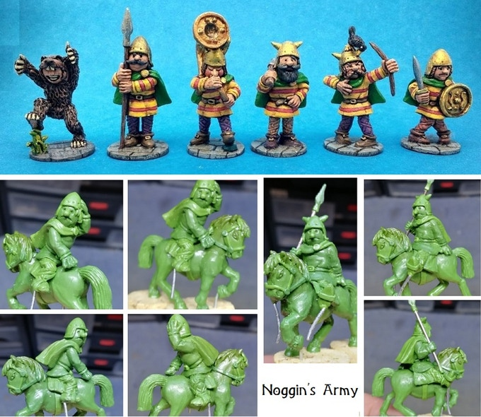 Noggin's Army - Little Soldier Company