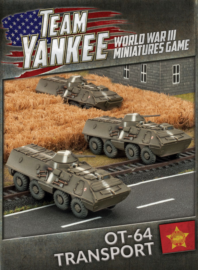 OT-64 Transport - Flames Of War