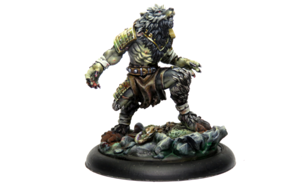 Painted Lycan - Wrathborn