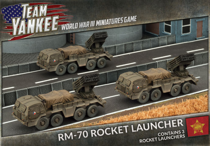 RM-70 Rocket Launcher - Flames Of War