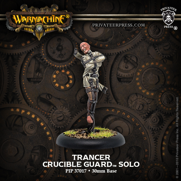 Trancer - Privateer Press
