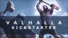 Valhalla The Card Game On Kickstarter