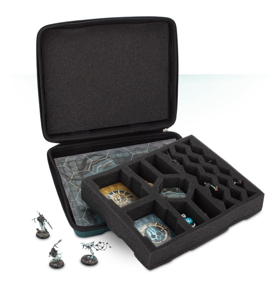 Warhammer Underworlds Carry Case Interior - Games Workshop