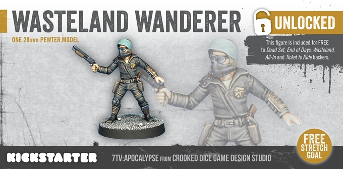 Wasteland Wanderer - Crooked Dice