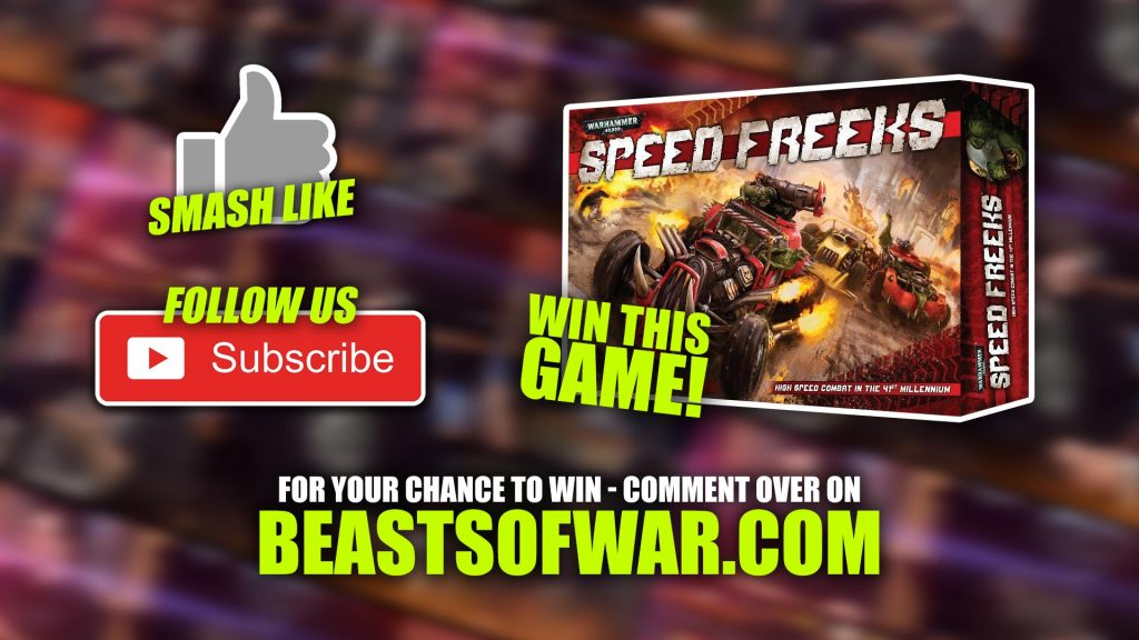 Weekender: Speed Freeks; The Next Big Winner For Games Workshop?