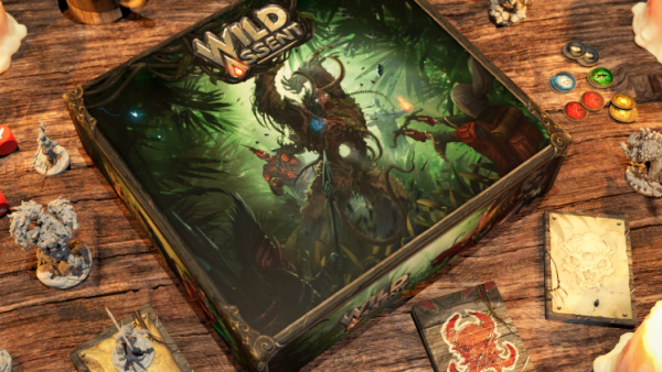 Adventure Through Wild Assent On Kickstarter
