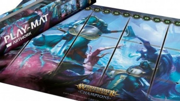 Ultimate Guard Preview Age Of Sigmar Champions Mats & Cases