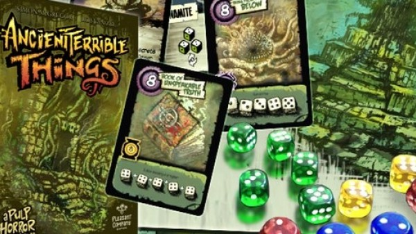 Ancient Terrible Things Celebrates Ten Years Of Madness On Kickstarter