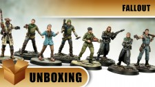 Fallout Unboxing: Survivors Core Box