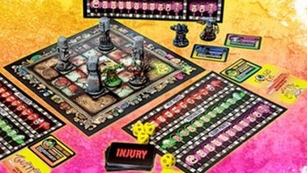 ThunderChild Bring Goregasm Arena To Kickstarter This Weekend