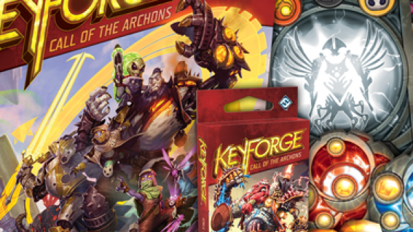 FFG's KeyForge Gets November 15th Release Date