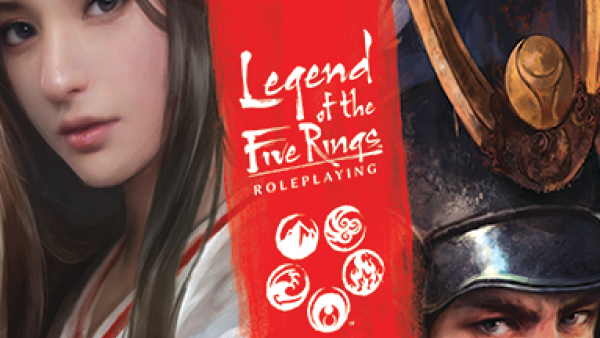 Journey In Rokugan With Legend Of The Five Rings RPG Out Now