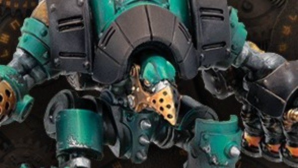 New Solos & Light Warjacks Arrive For Privateer's Warmachine