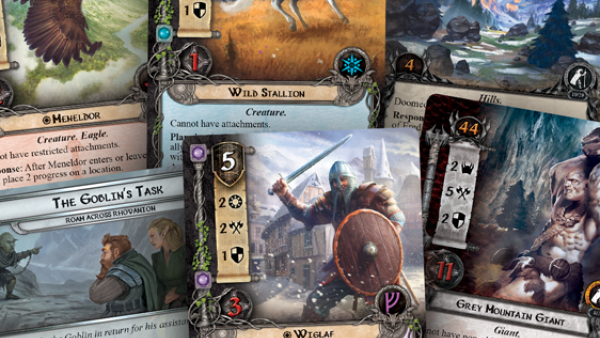 Roam Rhovanion In The Newest Adventure Pack For The LotR LCG