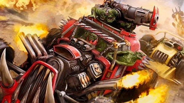 Games Workshop's Speed Freeks Race Onto Their Webstore Next Week