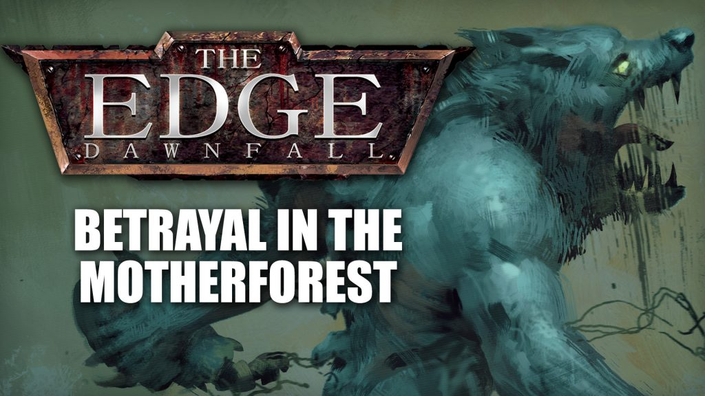 Let's Play - The Edge: Betrayal in the Motherforest