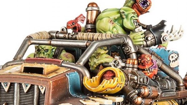 A Roster Of Racers Hit The Tabletop Soon For Games Workshop's Speed Freeks