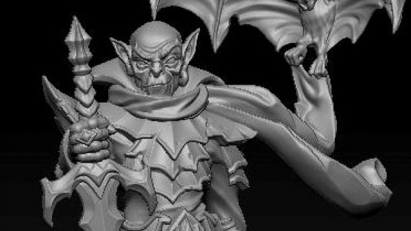 A Vampire Lord Takes Shape For Legends Of Signum