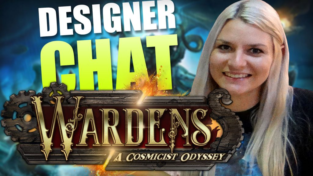 Designer Chat: Face Cthulhu As The Wardens
