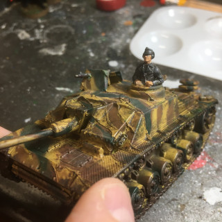 Armoured weathering
