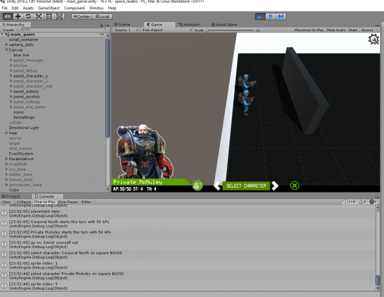 Unity makes working with the camera really easy