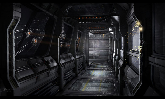 In Darkness...(A Space Hulk Story)