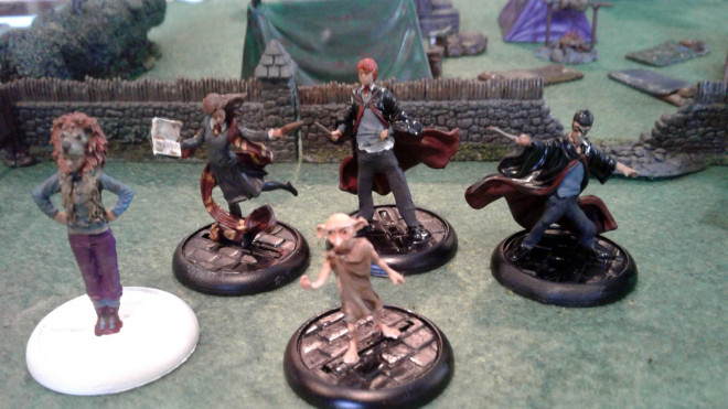 Harry Potter – Board to Tabletop