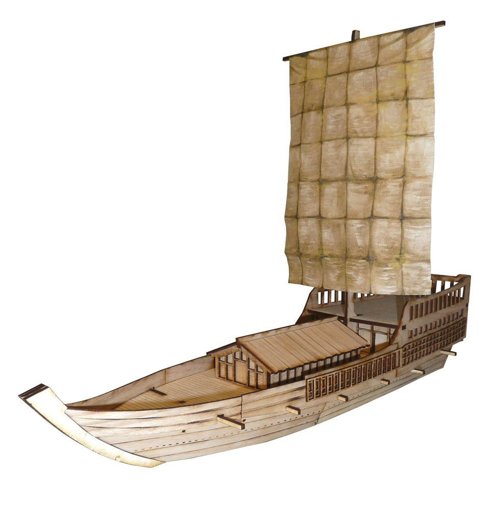 28mm Japanese Trading Ship - TRE Games