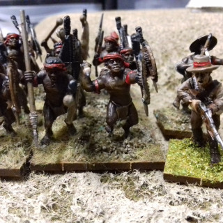 NATAL NATIVE CONTINGENT (Infantry)