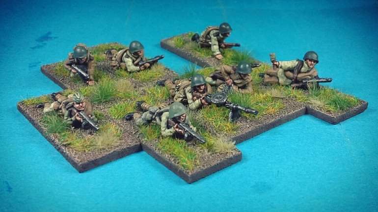 Another Red Army squad done...